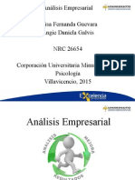 Análisis Empresarial
