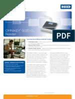 Omnikey 5025 Cl Reader Ds En
