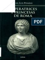 Emperatrices y Princesas de Roma