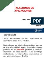 Instalaciones en Edificaciones Norma Peruana