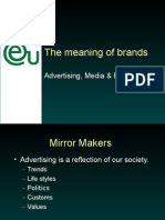 Meaning of Brands