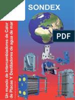 Catalogo General Sondex 2015