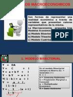 MODELOS MACROECONOMICOS