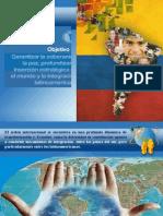 Objetivo 12 Garantizar La Soberanía y La Paz