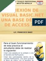 Access2010 vs Visual Basic.net