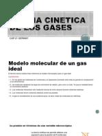 Teoria Cinetica de Los Gases