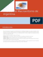 Análisis Del Macro-entorno de Argentina_V3