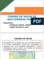 Cadena de Valor de Una Empresa Minera (2)