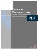contracting manual for the internet