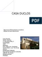 Casa Duclos