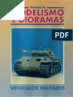 Modelismo y Dioramas - 01 - Vehiculos Militares