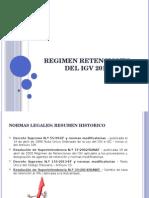 Regimen Retenciones 2015