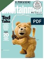 Entertainment Weekly - June 12, 2015