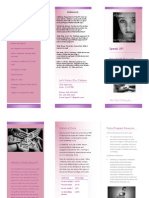 child maltreatment policies brochure andrea ward