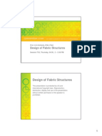 T33 - Design of Fabric Structures-color Handout