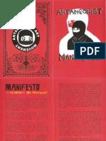 Antagonist Manifesto