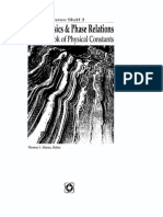AGU Ref Shelf 3 - Rock Physics and Phase Relations - T. Ahrens