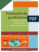 Formacao de Professores- Interfaces Entre a Educacao e a Educacao Especial (2)