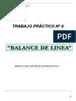 Anexo Balance de Linea