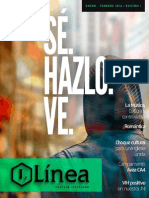 Revista La linea