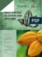 Paquete Tecnologico Cultivo Cacao