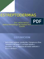 estreptodermias