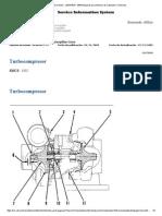 Juego Axial y Radial Del Turbo Compresor