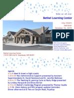 Updated WSU Seminar Agenda