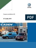 Autodidactico Caddy 2011