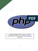 Php.Langage de programmation PHP