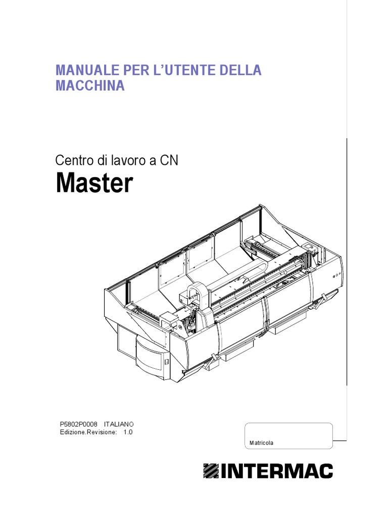 Schemi Elettrici Lesa : Master00ita p5802p0008 manuale per utente
