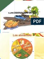 contaminación de alimentos( unamad)