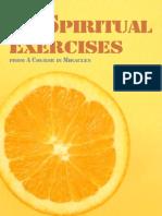 50 Spiritual Exercises - 2X Large Print ed.