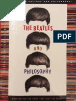 BAUR (2006) Los Beatles y La Filosofía
