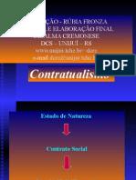 O Contratualismo