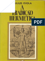 A Tradição Hermética - Julius Evola