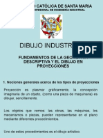 Fundamentos de Geometría Descriptiva