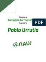 Programa Pablo Urrutia - Ingeniería