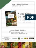 A Autêntica Editora, A Livraria Mineiriana Convidam