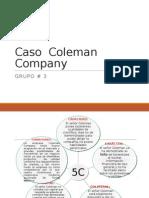 Caso  Coleman Company.pptx