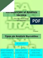 Introducción Al AnalisisTecnico