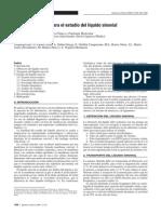 Recomendaciones Para El Estudio Del Líquido Sinovial (2004)