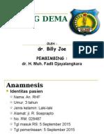 Kejang Demam-case Report Billy-Selayar
