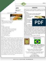Culinária BPT Torta de Palmito