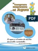 Libro III Congreso Del Agua