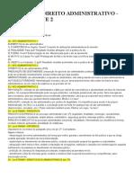 40 Dicas de Direito Administrativo Atos Administrativos e Lei 9784-99
