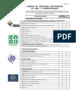 05.Chek List Revision de Planos