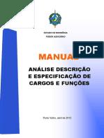 Manual de Cargos e Funções