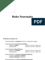 Redes Neuronales, Conceptos Generales