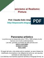 Del neoclasicismo al Realismo (pintura)